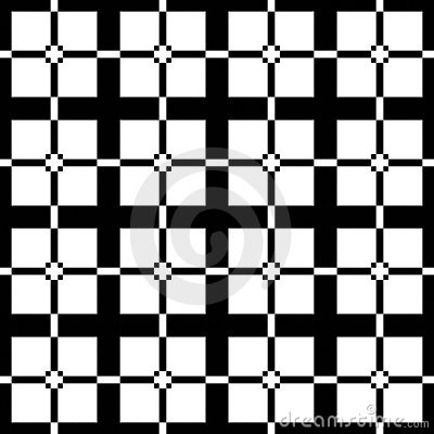 Black And White Seamless Patterns; Abstract Textures; Art