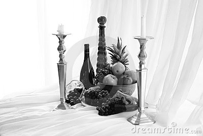 Black and White Feast