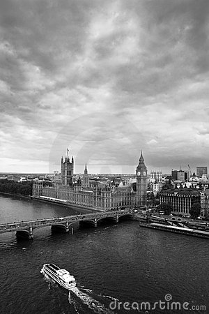 Free Black & White London Stock Images - 8948044