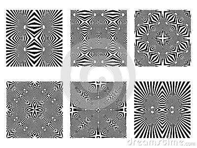 black - white patterns by ~ZeBiii on deviantART