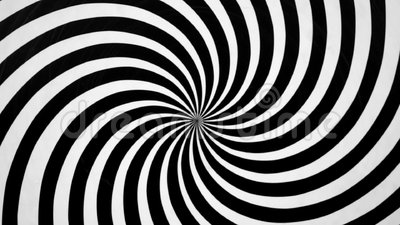 d9552db52a16 Black And White Spiral Spinning Left Stock Video - Video of backgrounds,  special: 48257317