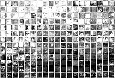 Black And White Squares Background Royalty Free Stock ...