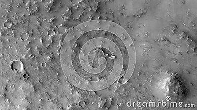 Black And White Surface Of Mars Free Public Domain Cc0 Image