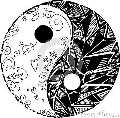 Coloring TAO symbol