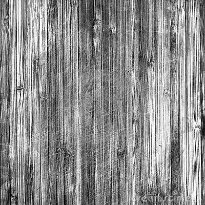Black and white vintage wood grain texture