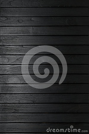 Abstract Black And White Wood Background