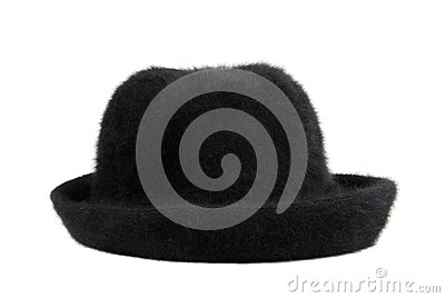 Black woman s  hat