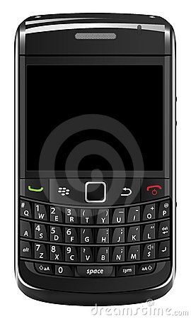 Blackberry bold Editorial Image