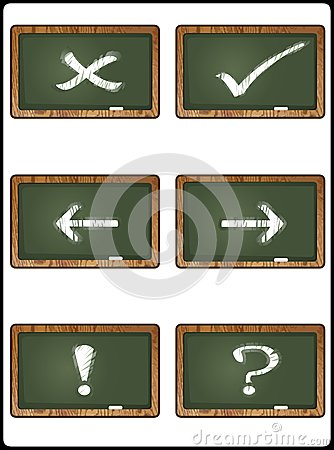 Blackboard collection 1