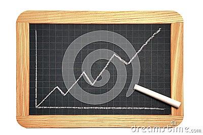 Blackboard graph
