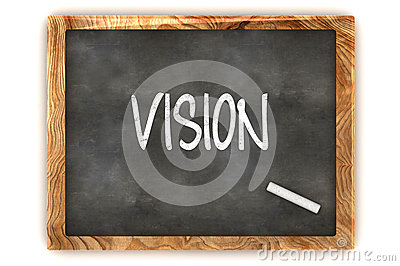 Blackboard Vision