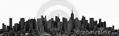 Blackcity panorama