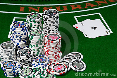 Blackjack Royalty Free Stock Photo - Image: 13645245