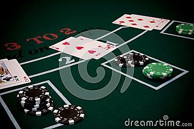 Blackjack 2 Stock Photo