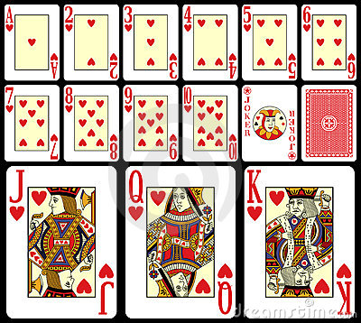 Blackjack Playing Cards [1]