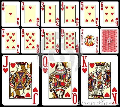 Free Blackjack Playing Cards [1] Stock Image - 7772161