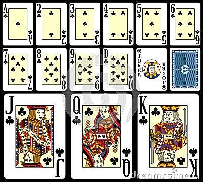 Blackjack Playing Cards [3]