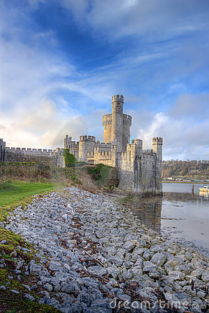Free Blackrock Castle In Cork City, Ireland. Stock Photos - 18427653