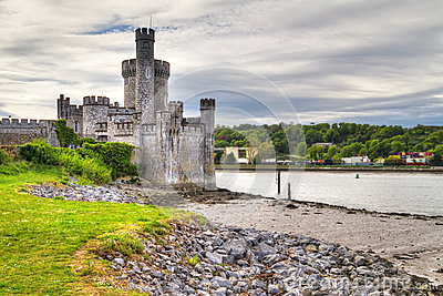 Blackrock Castle and observarory in Cork