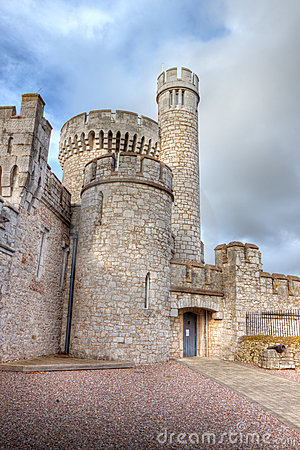 Blackrock castle observatory in cork city, Ireland