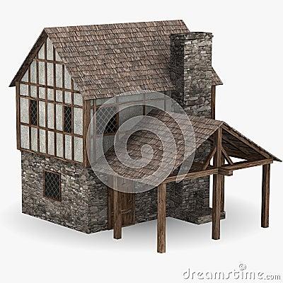 Blacksmith средневековый