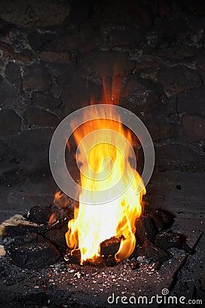Free Blacksmith Stock Photography - 8717592