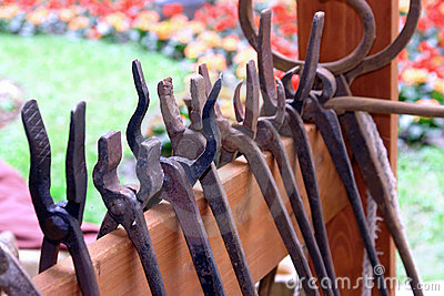 Blacksmith s tools