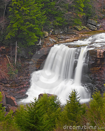 Free Blackwater Falls Stock Photos - 1810053