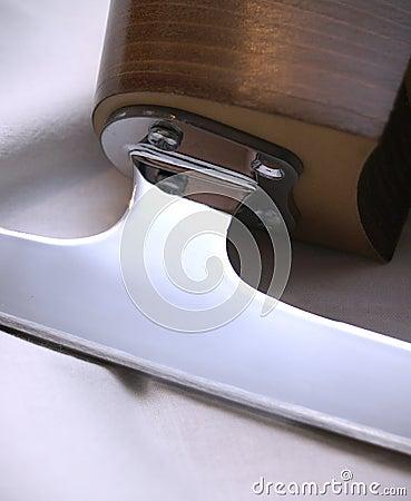 Free Blade Of Figure Skate Stock Photo - 3908310