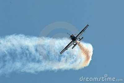 Blades aerobatics Editorial Photo