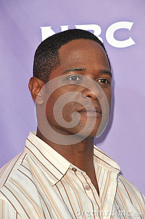 Blair Underwood Editorial Photo