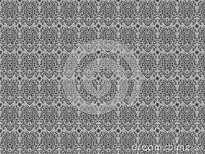 Blak pattern texrure