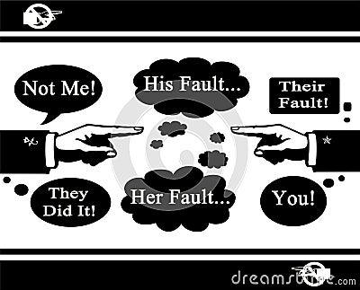 Blame Fault Concept