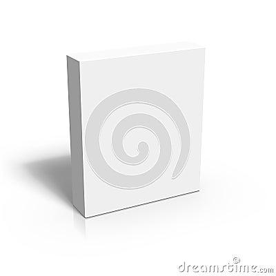 Blank 3D box