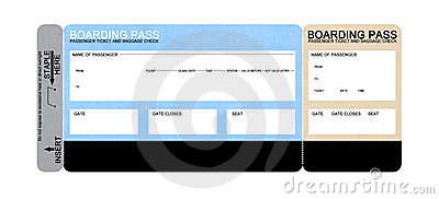 Boarding Pass Template Royalty Free Image Image 15429796 – Fake Plane Ticket Template