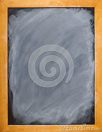 Blank Blackboard with copyspace