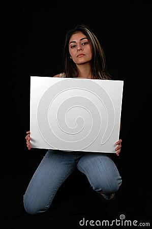 Blank board-1