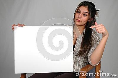 Blank board-9
