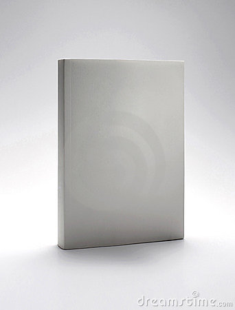 Free Blank Book Royalty Free Stock Image - 24187476