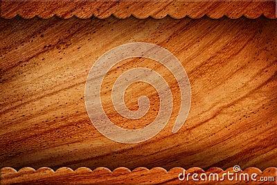 Blank of brown wood texture.