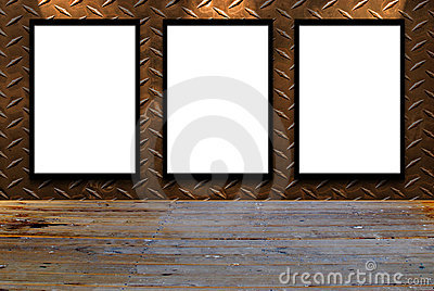 Blank Canvas Wall