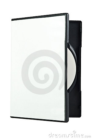 Free Blank Case And DVD Stock Photo - 14126000