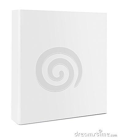 Blank case binder