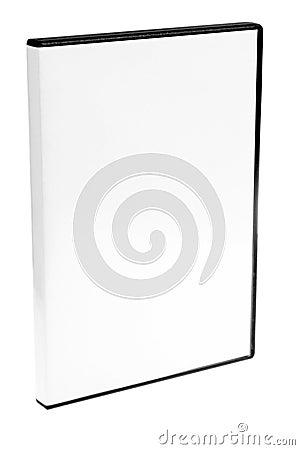 Blank Case DVD / CD White Background Royalty Free Stock Image ...