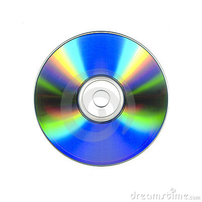Free Blank Cd Stock Photography - 426282