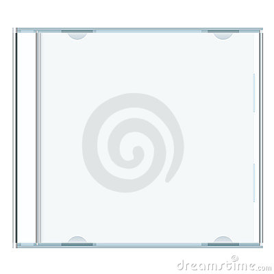 Free Blank Cd Case Stock Photos - 14446913