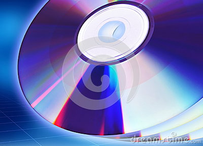 Blank CD / DVD