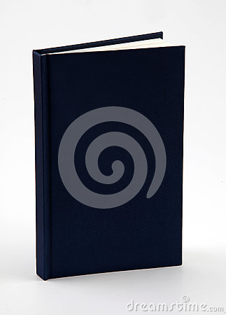 Free Blank Cover Book Stock Photo - 38644200