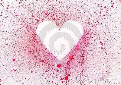 Blank heart