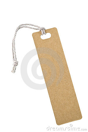 Blank Label Tag Stock Images - Image: 17506654